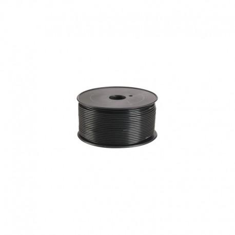Solární kabel pr. 6 mm černý 1km cívka