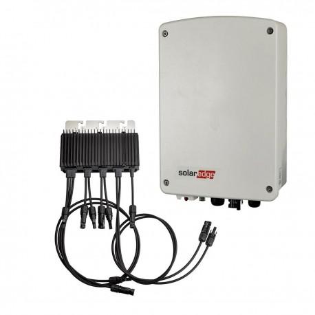Měnič SolarEdge 2 kw+optimizér M2640 extended
