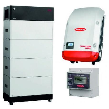 BYD Battery-Box Premium HVM & Fronius Symo Hybrid
