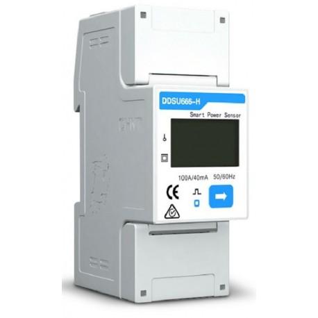 1 fázový Smart power sensor DDSU666-H