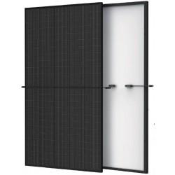 Solární panel Trina 395Wp MONO celočerný