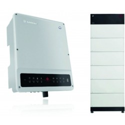 Set GoodWe GW8K-ET + 6x BYD B-Box Premium HVM