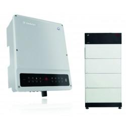 Set GoodWe GW8K-ET + 4x BYD B-Box Premium HVS