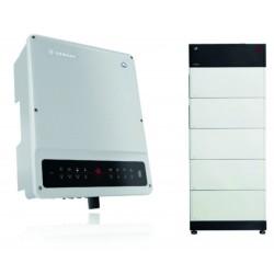 Set GoodWe GW8K-ET + 5x BYD B-Box Premium HVS