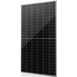 Solární panel HT-SAAE 450wp MONO stříbrný rám