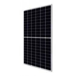 Solární bifaciální panel Canadian Solar 580Wp MONO stříbrný rám