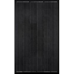 Solární panel Bisol Duplex BBO 445Wp MONO celočerný